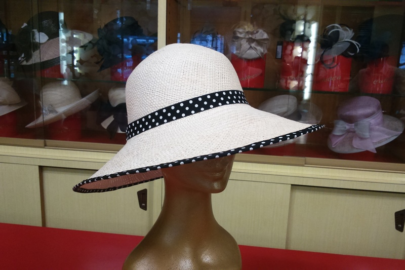Cappello da sole in panama