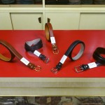 CINTURE UOMO - Cinture in vera pelle in varie misure colori ed altezze TUTTE DI FABBRICAZIONE ITALIANA