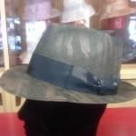 Cappello in Parasisol colore mimetico disegnato a laser