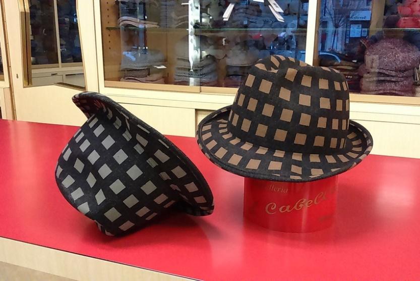 Cappello in feltro merinos 0eae91661d84