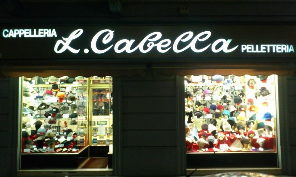 dd93f499c7b7 Cappelleria Cabella Milano. Cappelli