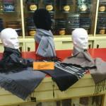 SCIARPE - Sciarpe Borsalino in cashmere unito o fantasia e in seta double-face