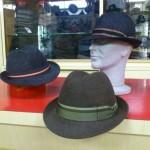 "Cappello ""Trilby"" in feltro merinos"