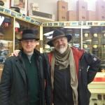Con il maestro Eugenio Finardi