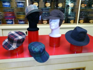 Berretti classici, Cappelli, Pescatori e Berretti sportivi tutti in tessuto Impermeabile