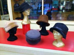 Cappelli in Montone
