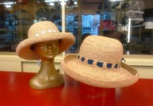 Cappelli in Panama Crochet