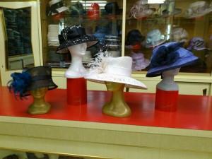 Cappelli in Paglia Sisal ricoperti di Pizzo