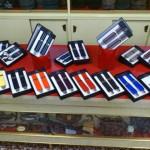 BRETELLE - Bretelle elastico 35 millimetri in vari colori e fantasie