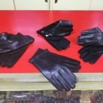 GUANTI - Guanti nappa uomo cuciti a macchina o a mano con fodera in cashmere o lana