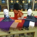 SCIARPE - Sciarpe Borsalino in pura lana vergine - fantasia o tinta unita