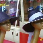 Cappello da sole panama in 10 colori